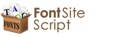 Fonts Site Site Listing