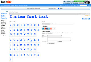 Font Preview