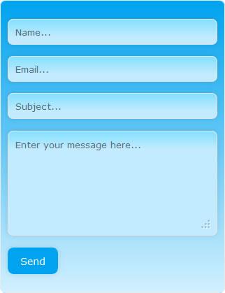 Contact Form Script Mfscripts