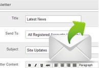 Newsletter Plugin