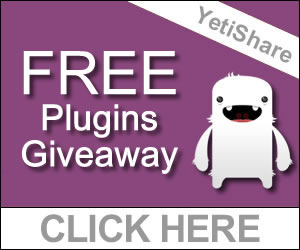 YetiShare Plugins Giveaway