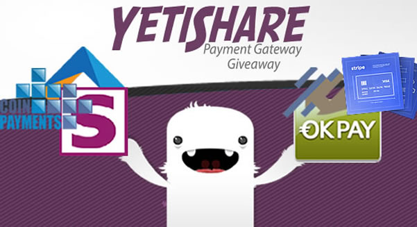 Free Payment Gateway Giveaway